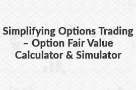 Option trading calculator