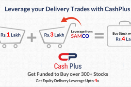 CashPlus - Get Leverage for Equity Delivery Trades